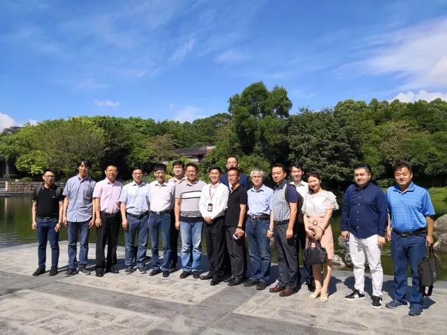 """天津软件考察团名企取经行之""""天津市生态合作伙伴走进华为"""""""